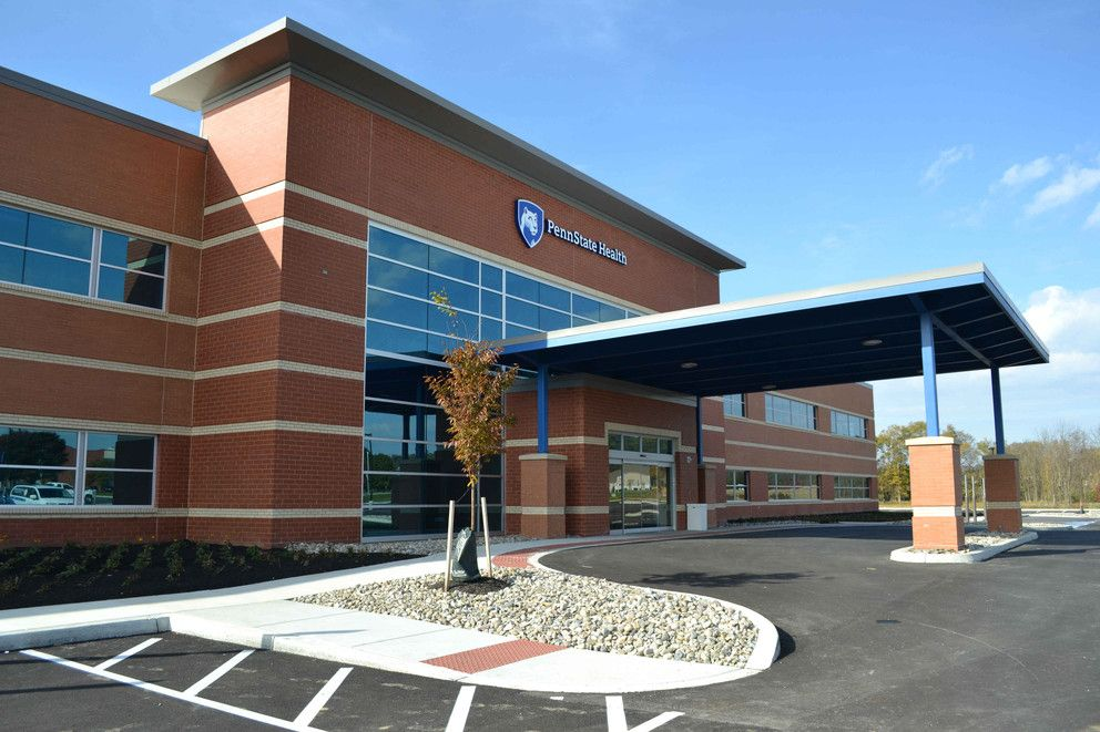Penn state health medical group lime spring outpatient
