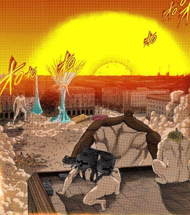 Pin by RoRo Sami on Attack on Titan ( Shingeki no Kyojin