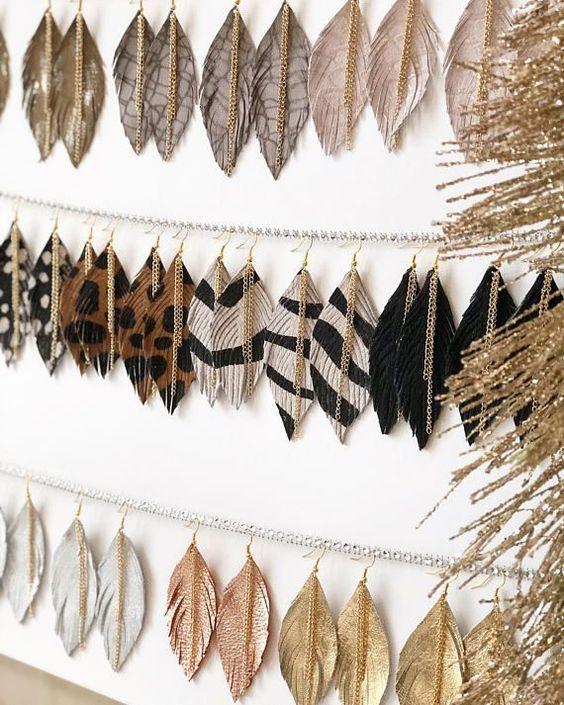 Photo of oclaf leather jewelry #leatherjewelry #leatherjewelrydesigner #leatherjewelryfor…