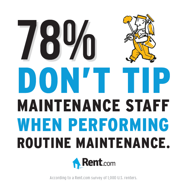 Should You Tip Maintenance At An Apartment Rent Blog Building Maintenance Maintenance Tips