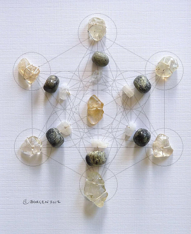 feng shui crystal healing grid citrine moonstone. Black Bedroom Furniture Sets. Home Design Ideas