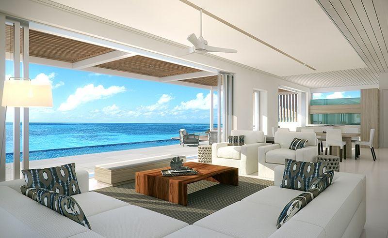 beach enclave north shore featured in ocean home magazine luxury villa rentals in providenciales