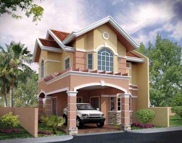 diseños de casas pequeñas - Buscar con Google Casas Pinterest