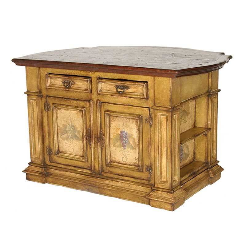 french country kitchen island furniture photo 3. [ Furniture Kitchen Islands Rustic French Country Island Dining Room Case Goods ] - Best Free Home Design Idea Photo 3 S