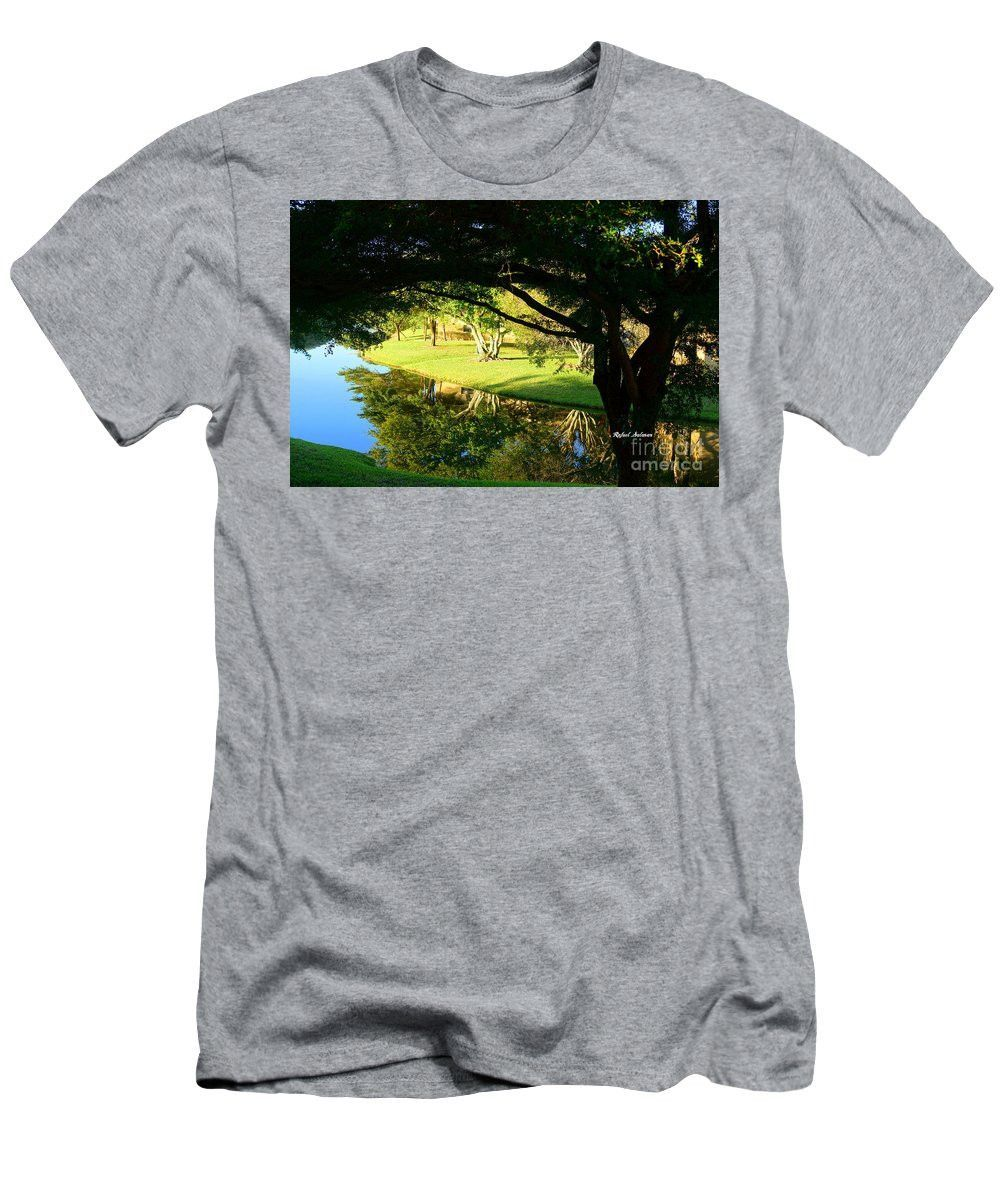 Men's T-Shirt (Slim Fit) - Reflections In The Morning