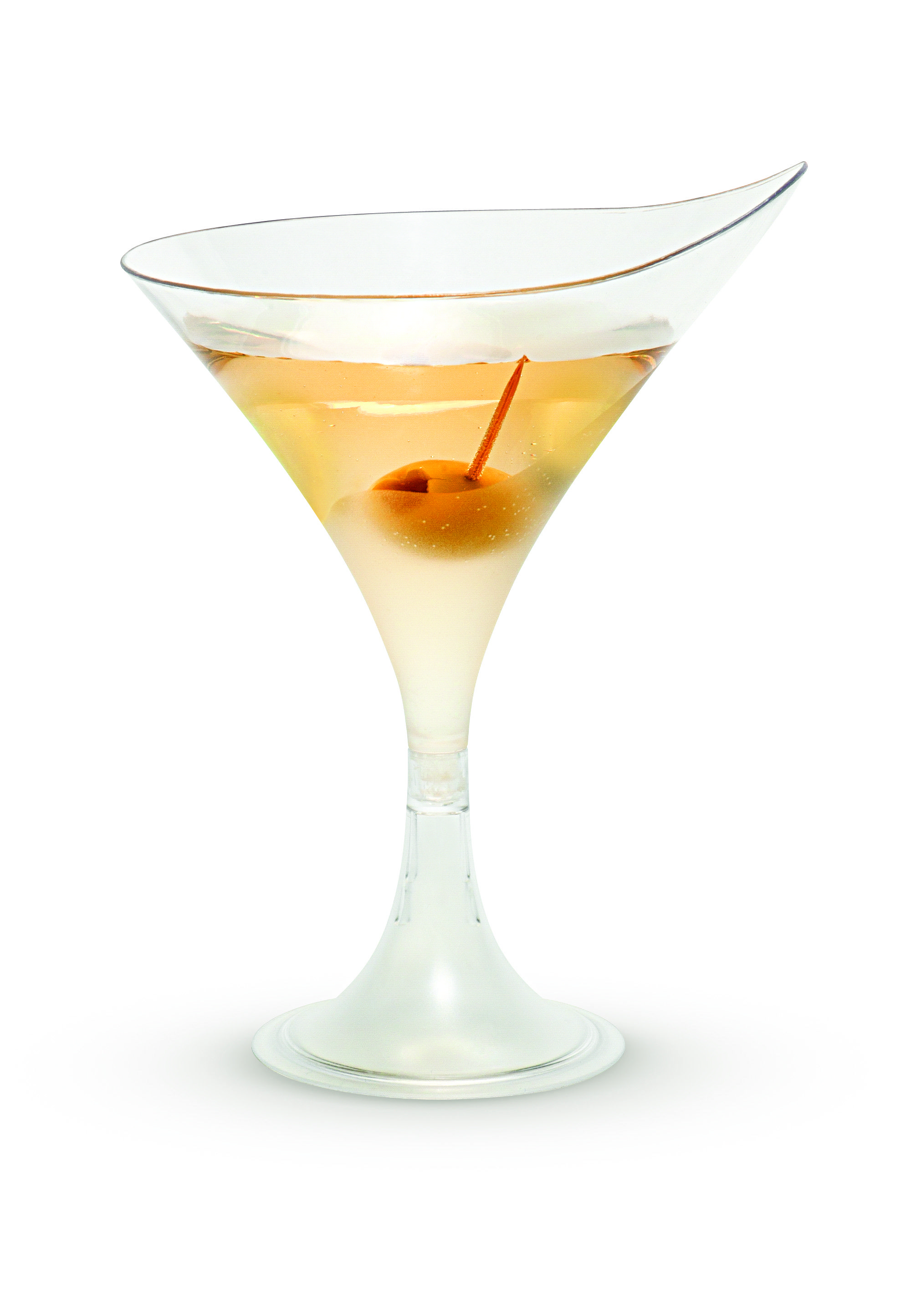 The Ultimate Disposable Martini Glass #disposable #martiniglass #weddingsupplies #catering