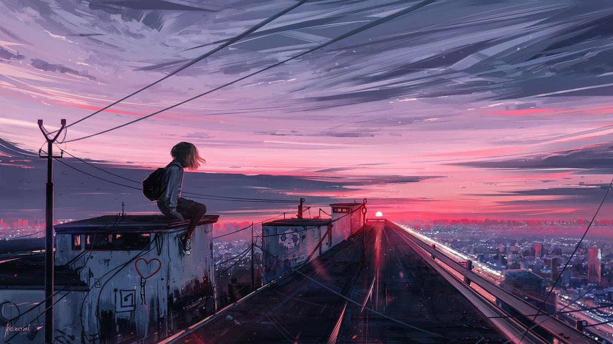 Someday by Aenami on DeviantArt