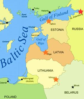 Where Is Georgia In Europe Map | casami