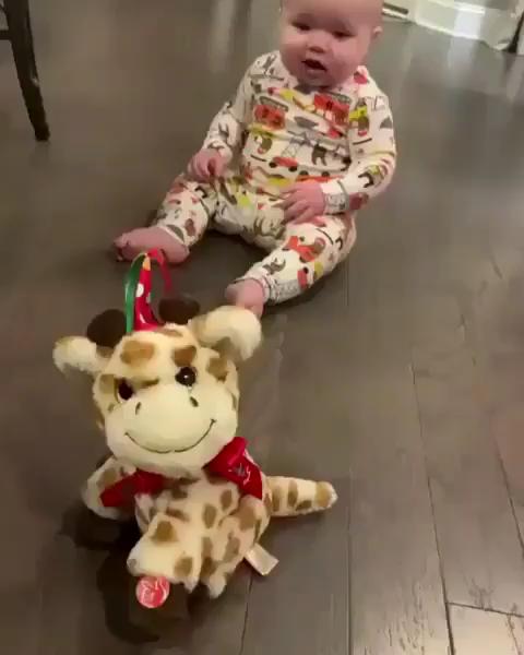 Do what the giraffe tells you