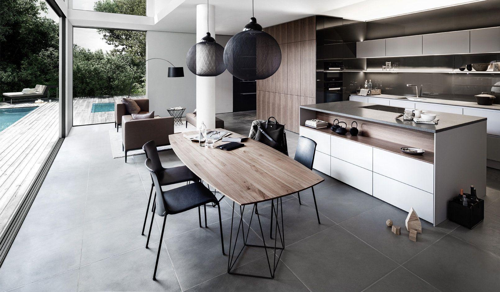 SieMatic Showroom, Löhne, Germany   Kitchen design, German kitchen ...