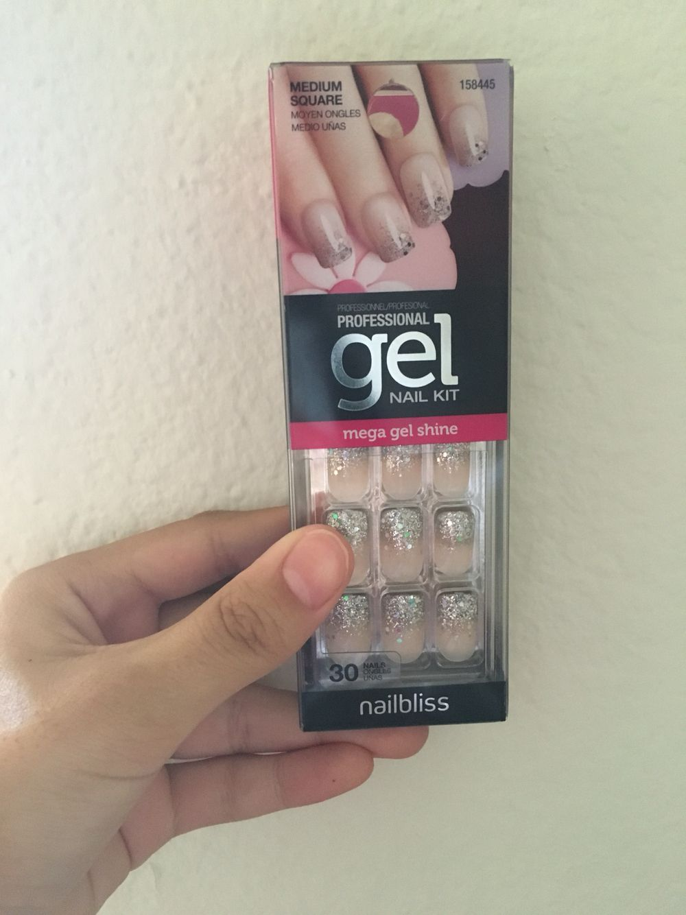 got these fake nails at walmart for $6.99 . looks like i got them ...