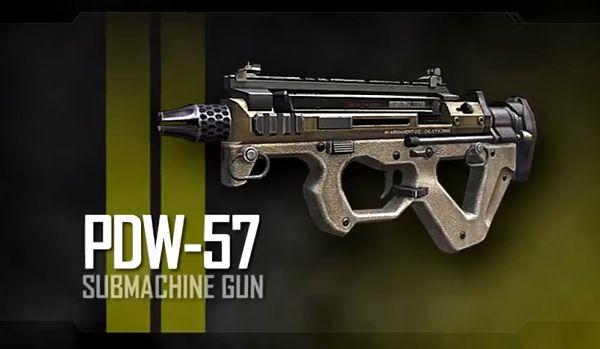 Cod Bo2 Pdw 57 Cool Guns Zombie Survival Black Ops