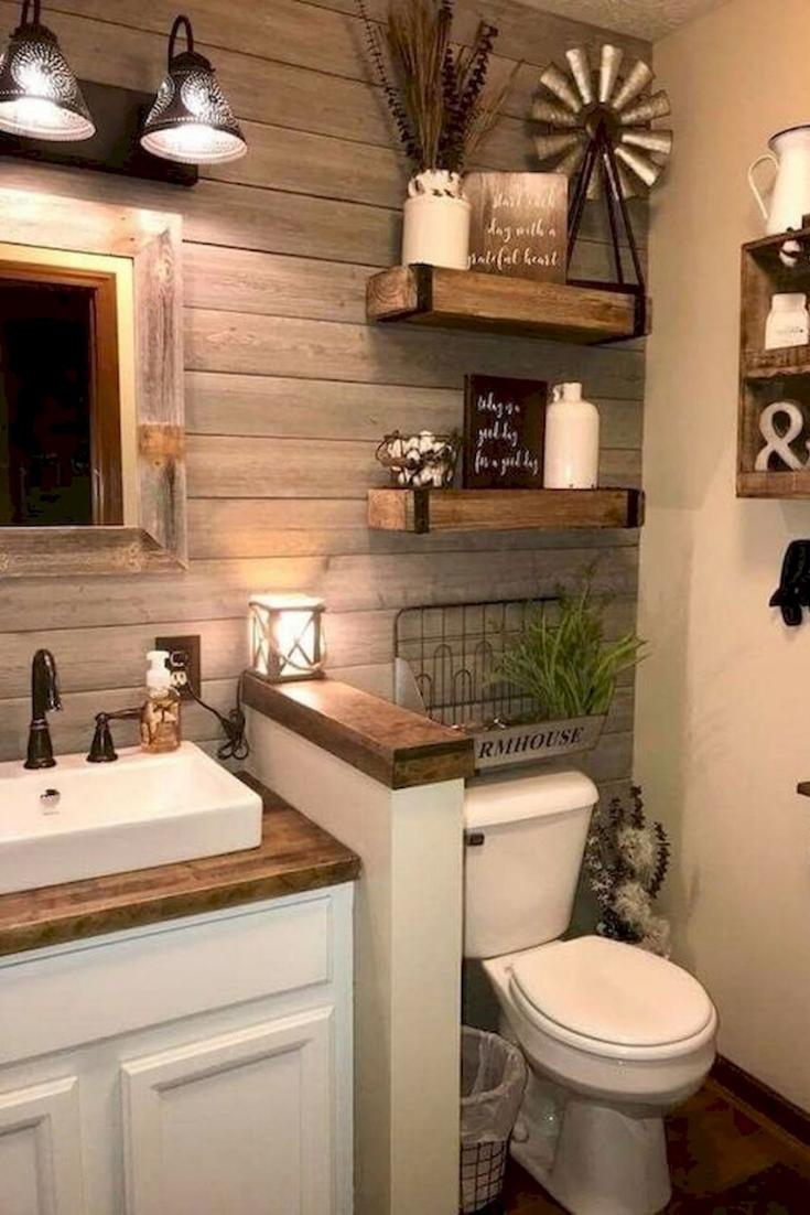 Badezimmer Beste Budget Das Einem Ideen Badezimmer Beste Budget Das Einem Ideen In 2020 Badezimmer Dekor Bauernhaus Badezimmer Badezimmer Renovieren