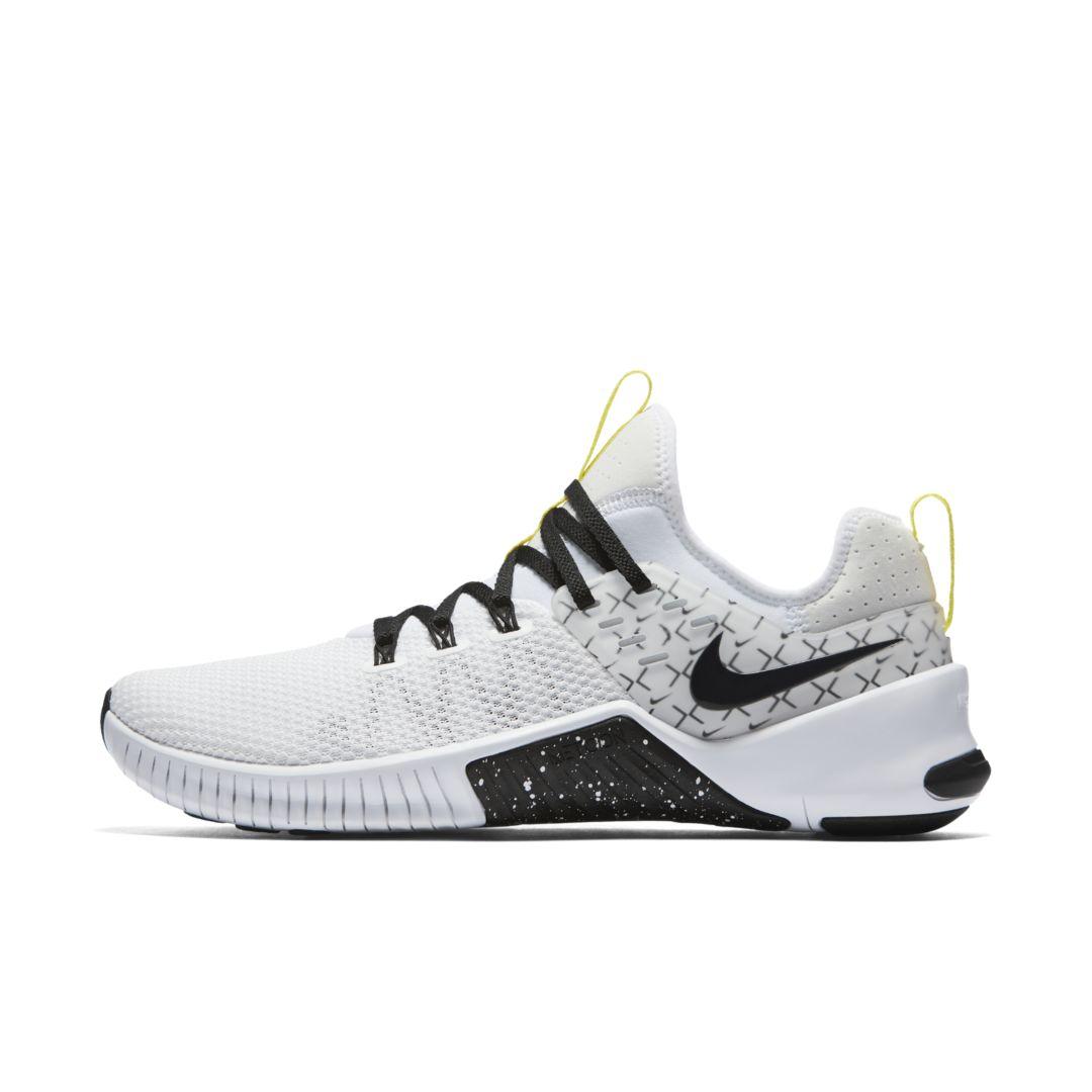 watch 06669 dbba7 Nike Free x Metcon X Men s Training Shoe Size 6.5 (White)