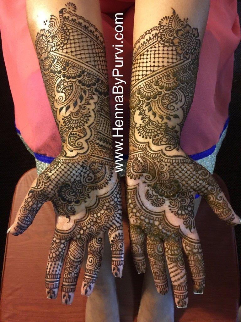 Mehndi Maharani 2015 Finalist Henna by Purvi Mehndi