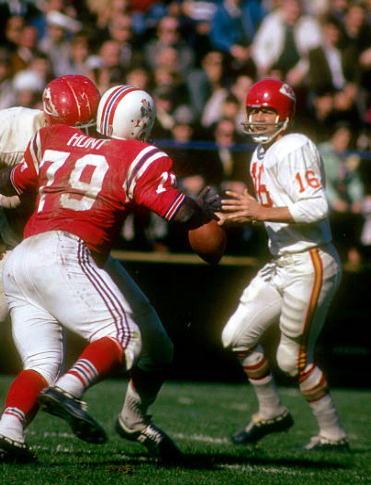 Lenny Dawson Chiefs American Football League Kansas City Chiefs Football Chiefs Football