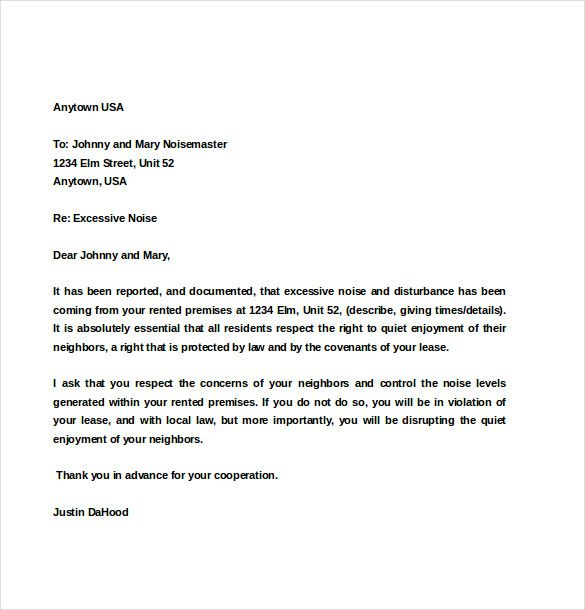 Letter Templates Free Sample Example Format Download Thank You