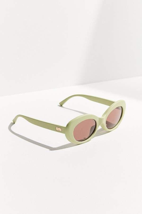 279c0c1e4bc6 Crap Eyewear The Love Tempo Oval Sunglasses