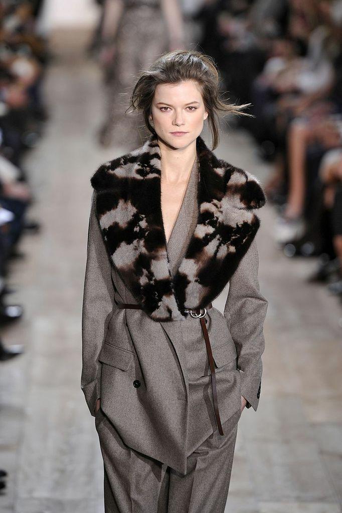 Michael Kors Fall 2014-Winter 2015 | Mercedes-Benz Fashion Week 2014 | Day 7 (Part 2)