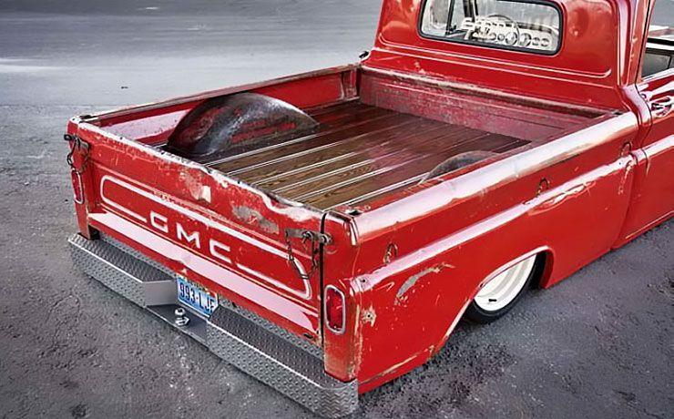 1964 Gmc Pickup The G O A T Throttlextreme Custom Trucks