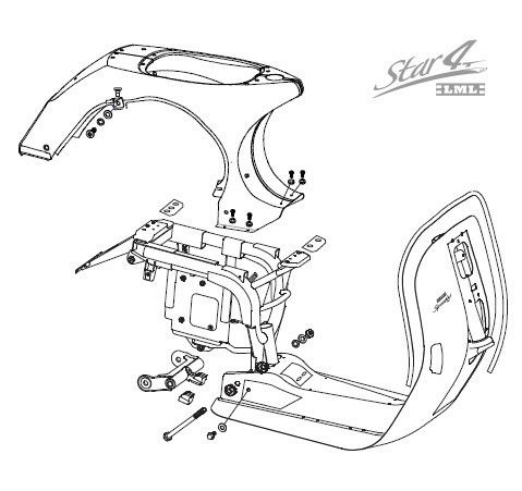 Genuine Stella 4-stroke: The same, only different