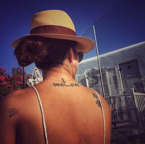 Tattoos Cleo Pires Tatuagens Cleo Pires Cleó Pires E