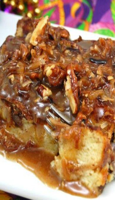 New Orleans Dessert Recipe With Pecan Cake