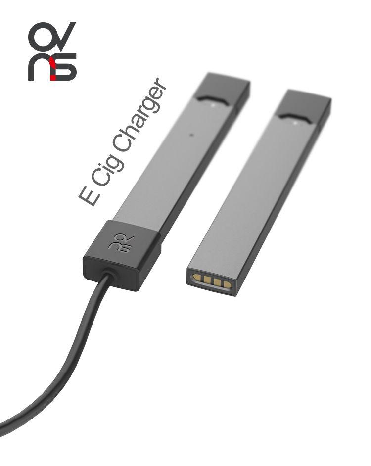 Ovns USB Charger for Juul Vape Pod Kit | vaping atomizer/Battery