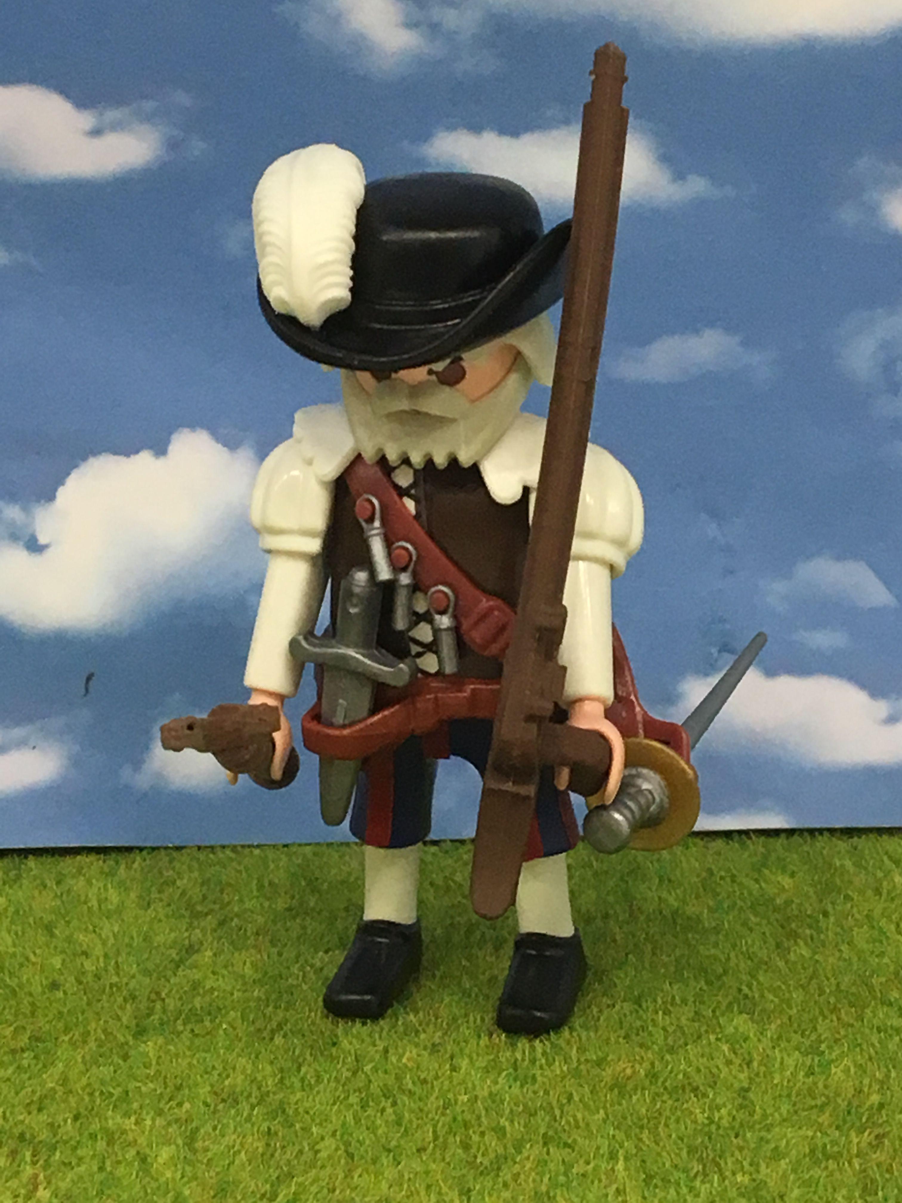 Playmobil Figur Musketier