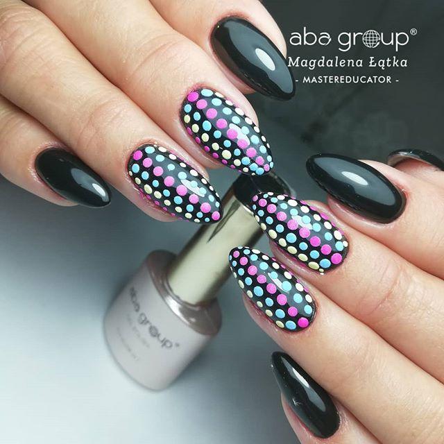 Pin by Gosiagosia on ABA GROUP NAILS   Natural nails