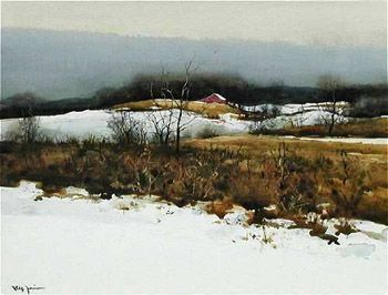 Bildresultat för philip jamison watercolor