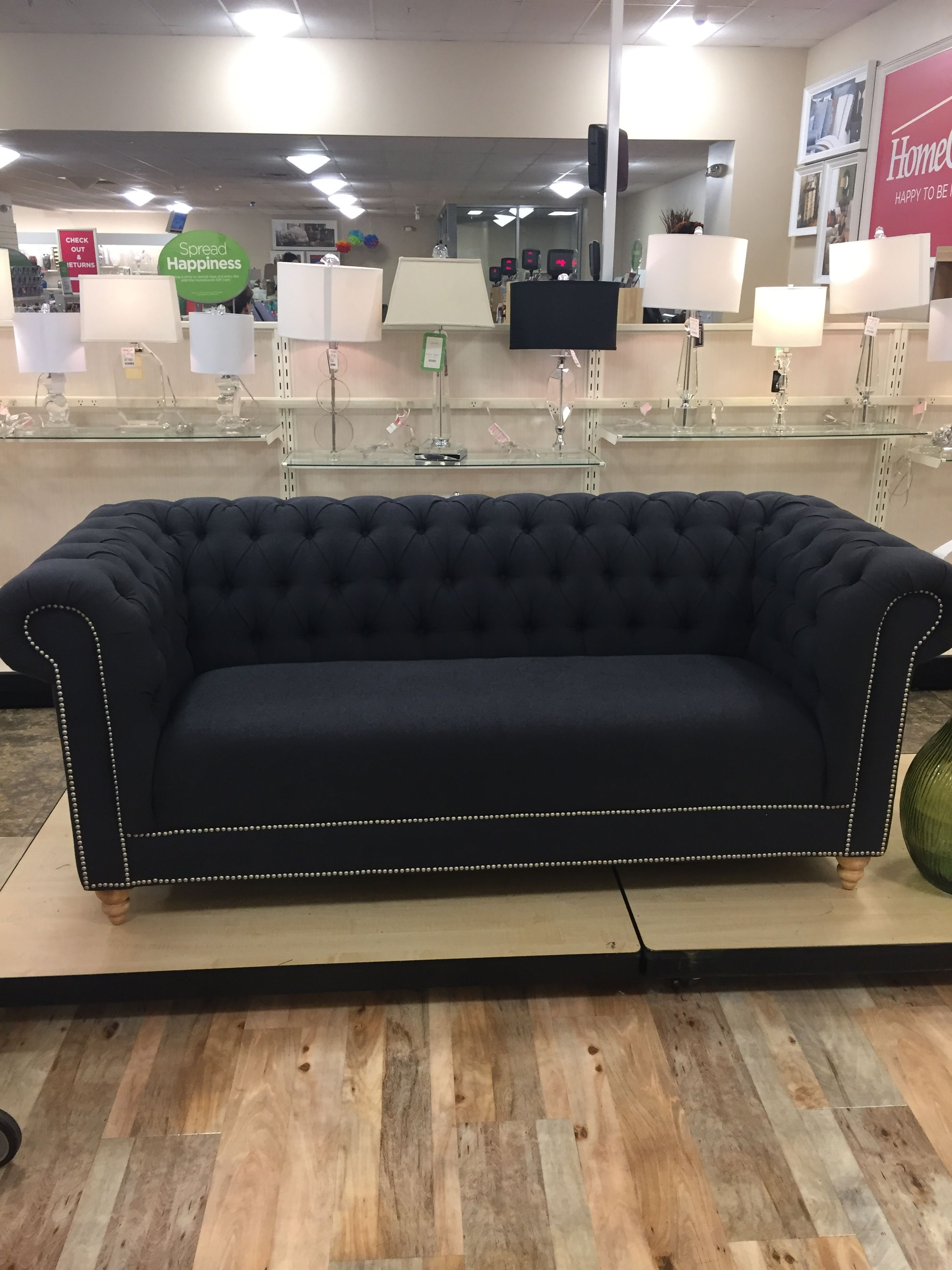 Chesterfield Sofa Home Goods
