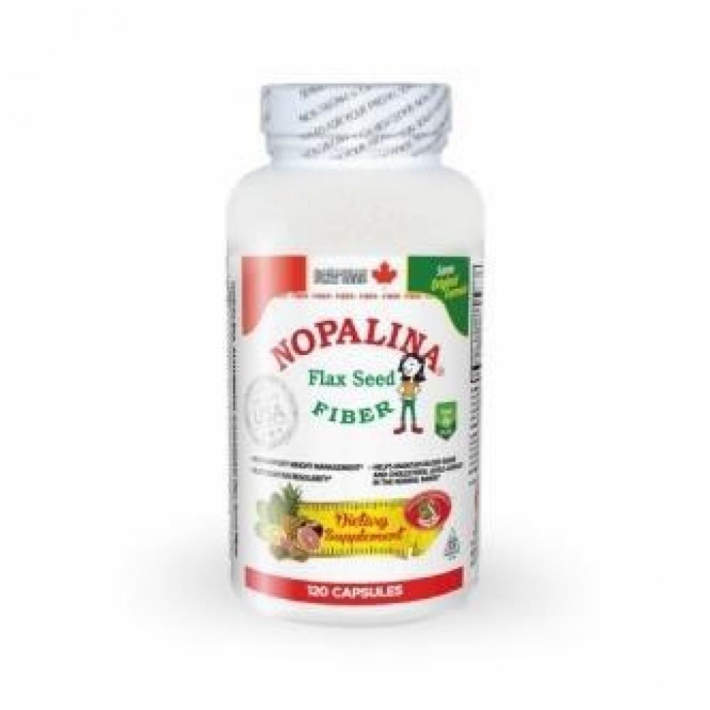 Salud Natural Entrepreneur Inc Recalls Nopalina Flax Seed Fiber Powder and Nopalina Flax Seed Fiber Capsules Because of Possible Health Risk Updated Lot Number Informatio...