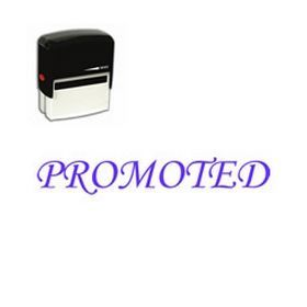 Self Inking Promoted Stamp