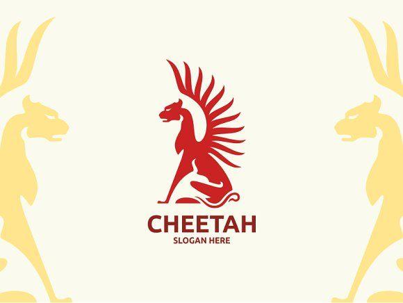 Cheetah | Animal design, Template and Logos
