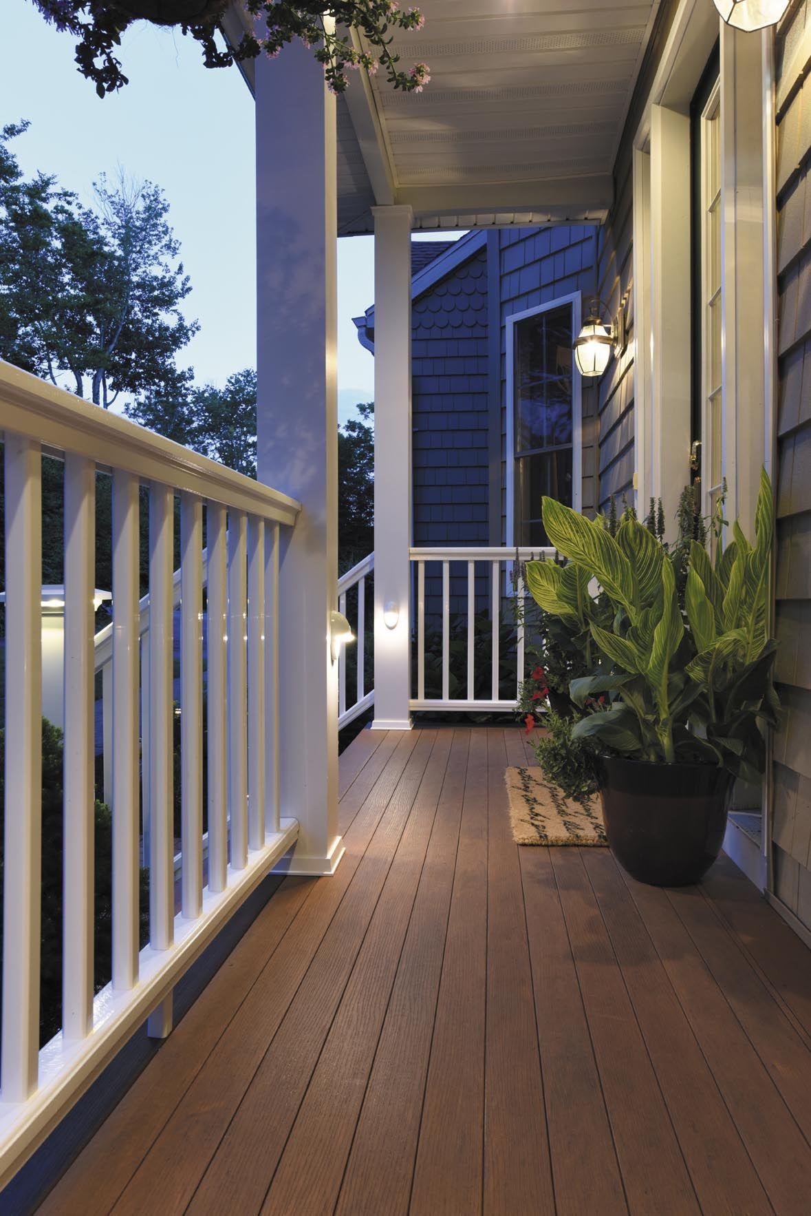 Composite Porch Collection Timbertech Decks And Porches
