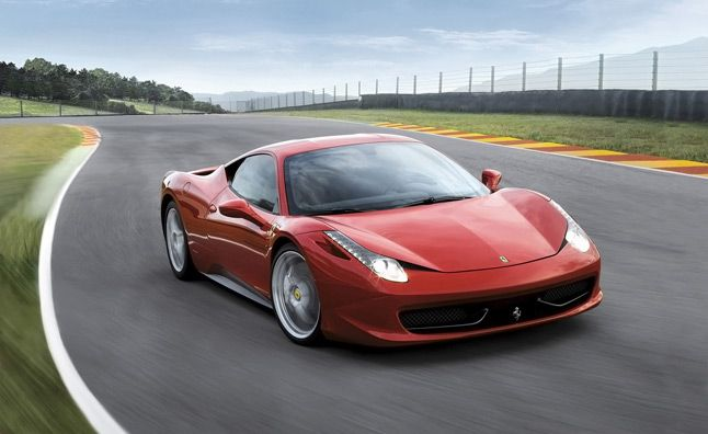 Top 10 Cars With Highest Percentage Of Male Buyers Corvette Ferrari 458 Ferrari 458 Italia Ferrari 458 Italia Red