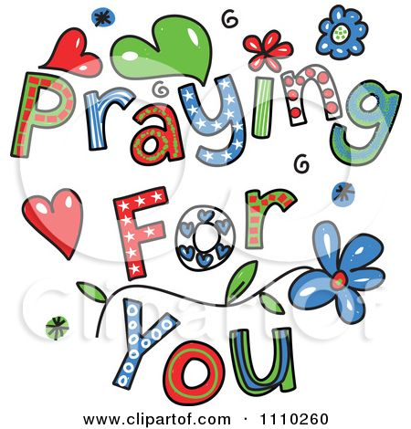 praying for you pictures clipart colorful sketched praying for you