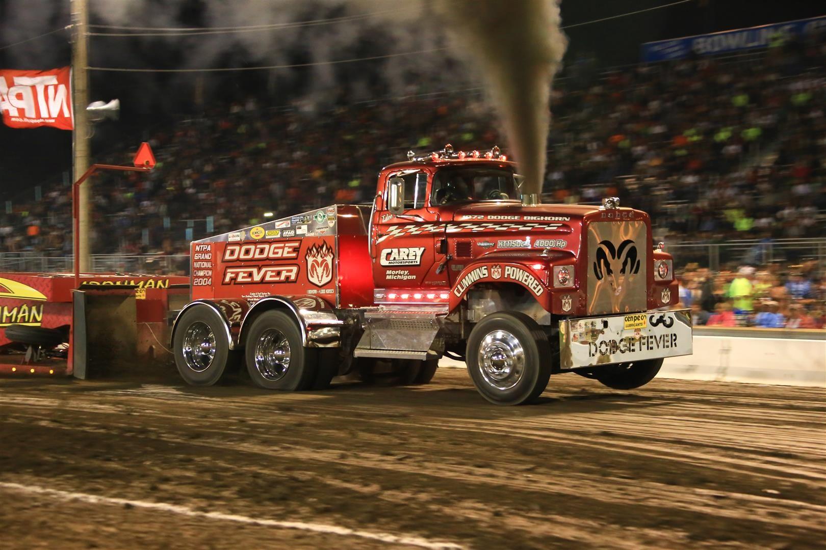 Dodge Fever | Truck Pulling | Pinterest