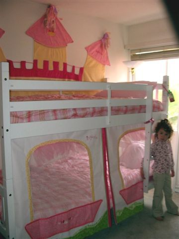 Princess Bunk Bed Cover Man I Can Totally Sew This Up Gonna Do