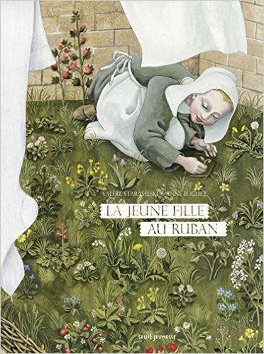Amazon Fr La Jeune Fille Au Ruban Valere Staraselski Anne Buguet Livres Livre Jeune Fille Fille