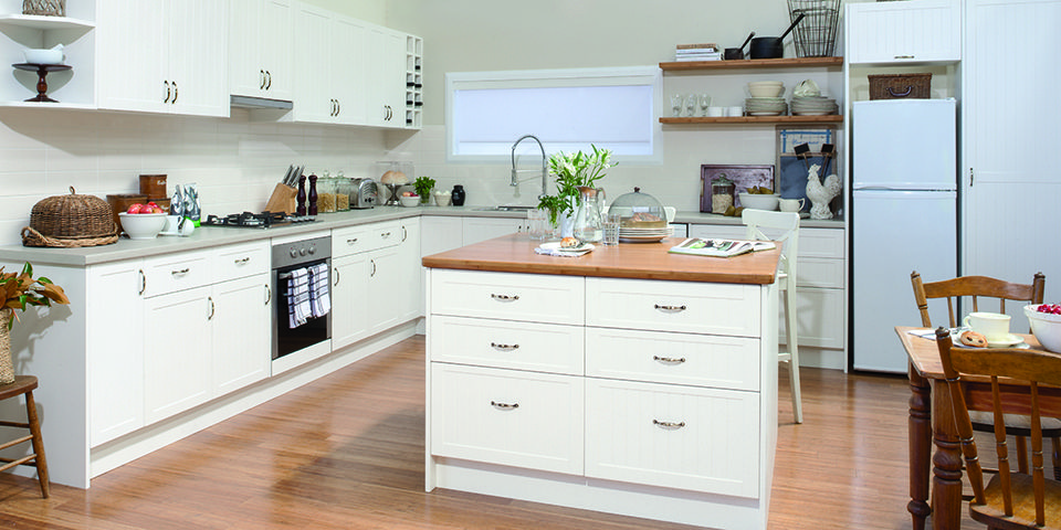 The perfect benchtop will add style to any kitchen