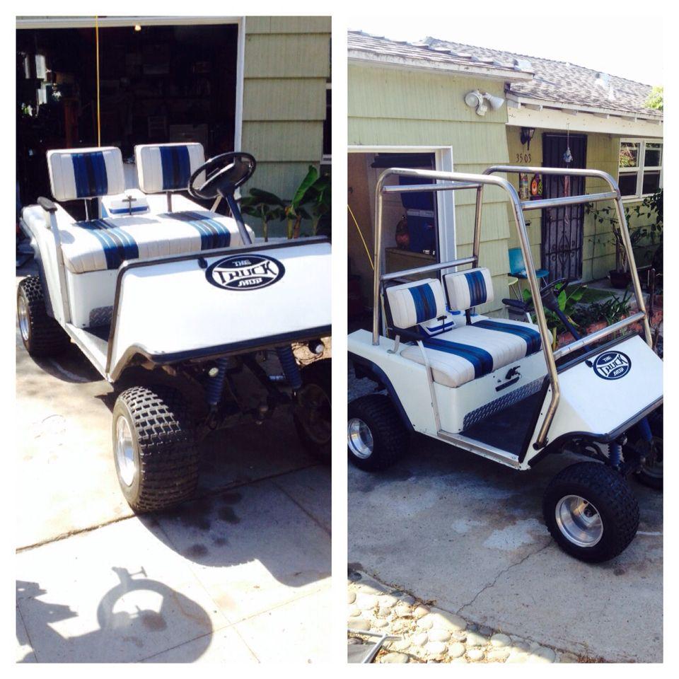 Golf Cart Custom Roll