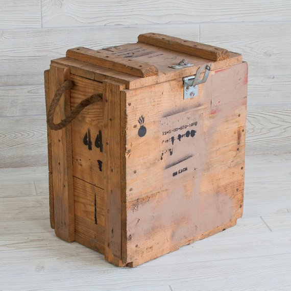 Box, Wood Box, Wooden Box, Ammo Box, Military, Ammo Crate