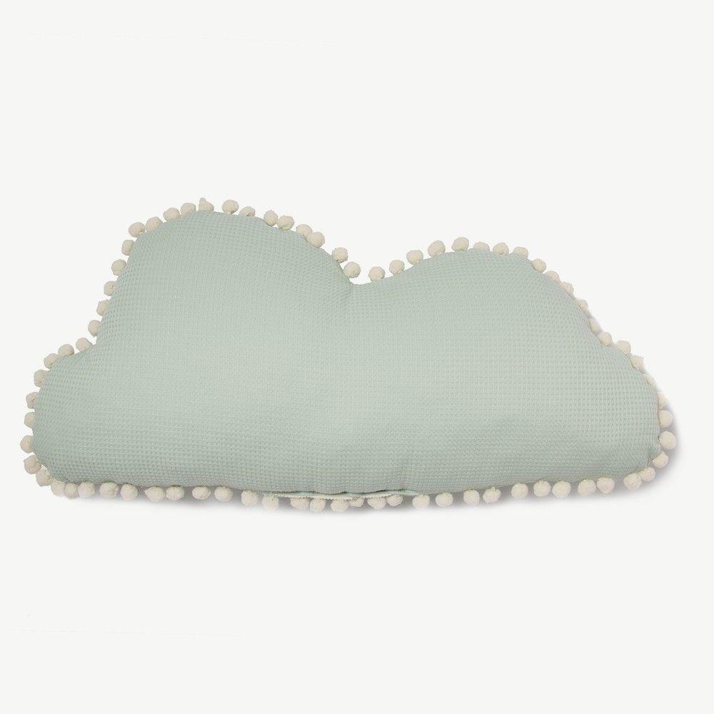 Nobodinoz Marshmallow Cloud Wolken Kissen In Mint 儿童 Cloud