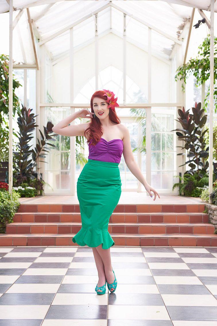 Disney Princesses Pinup Style | Cosplay | Disney dresses