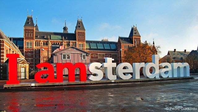 I Am Amsterdam Sign Google Search Amsterdam