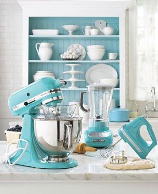 Blue kitchen appliances | | Kitchen ideas