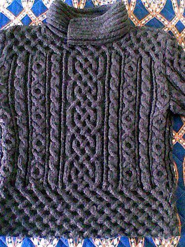 Ravelry: Aran Sweater-Muster von Kari Hestnes   Aran