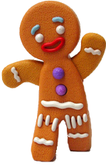 Quickly Build Beautiful Moodboards And Easily Share The Results Gingerbread Man Shrek Gingerbread Shrek